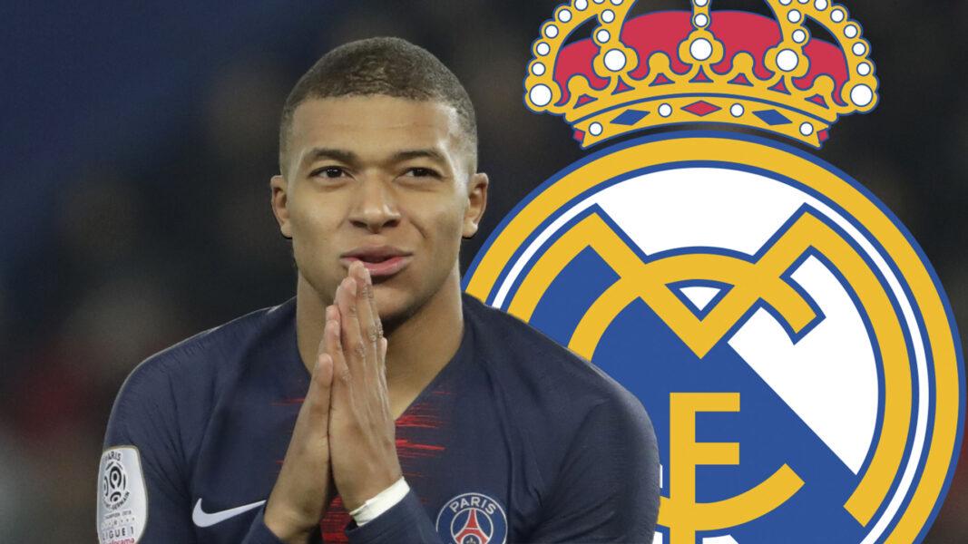 Para conseguir Mbappé, Real Madrid estaria disposto a envolver Vinícius Júnior na negociação