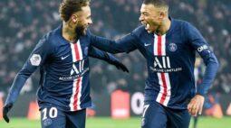 """Leonardo fala sobre futuro de Mbappé e Neymar no PSG: """"Não temos que implorar para que fiquem"""""""