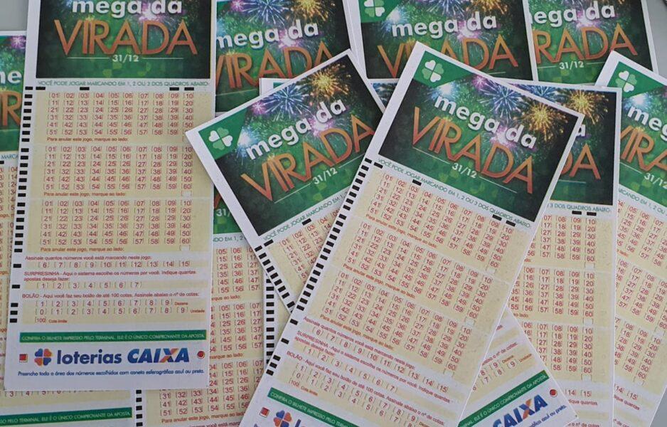 Mega da Virada 2020: duas apostas acertaram as seis dezenas