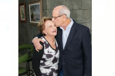 Morre ex-primeira dama do Paraná Yvone Pimentel