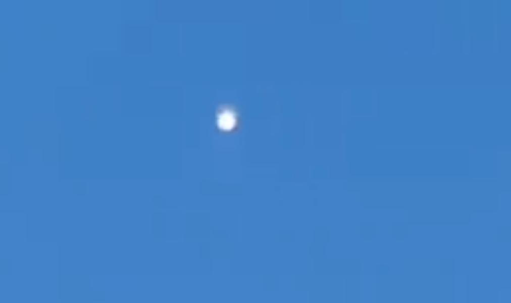 OVNI é filmado por pilotos de avião durante voo no Paquistão; assista!