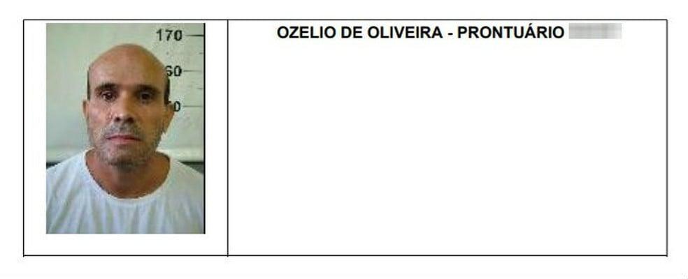 Imagem: ozelio morto Criminoso que sequestrou irmão de Zezé Di Camargo é morto pelo Bope