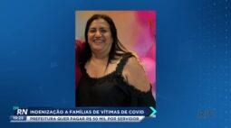 Prefeitura quer pagar R$50 mil à família de servidores que perderam entes vítimas do COVID-19