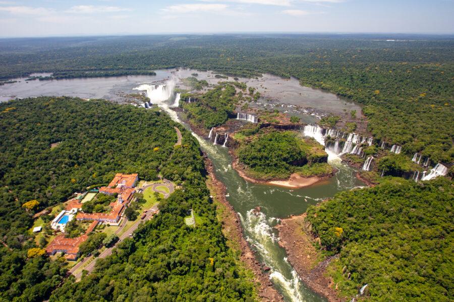 Parque Nacional do Iguaçu completa 82 anos neste domingo