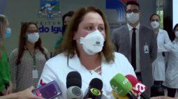 Covid-19: começa a vacinação na região Oeste do Paraná