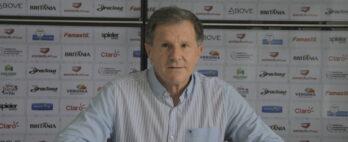 Sérgio Molletta cita desafios, prega humildade e pede união da torcida paranista