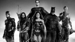 Snyder Cut será um filme de 4h e não uma minissérie