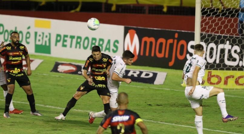 Sport aciona CBF por anulação de jogo contra o Palmeiras e fim do VAR em suas partidas