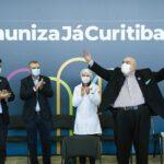 """""""Estão no cemitério"""", diz prefeito de Curitiba sobre pessoas que usaram tratamento precoce para Covid-19"""