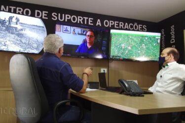 O uso de imagens de sensoriamento remoto | AGRICULTURA DE PRECISÃO