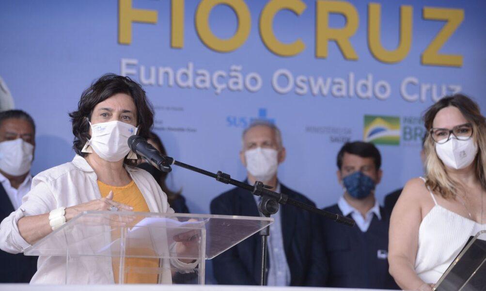 Fiocruz negocia mais 15 milhões de doses de vacina da AstraZeneca para o Brasil