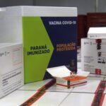 Vacinas do Butantan estão em todas as cidades do Paraná, diz governo do estado
