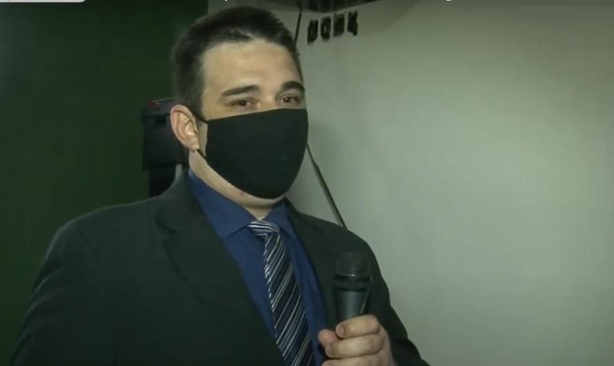 Preso por tráfico, vereador é empossado de dentro da cadeia no Paraná