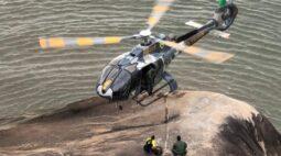 Corpo de jovem que se afogou neste domingo (17) em Caiobá é encontrado