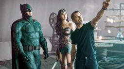 Zack Snyder detalha sua saída de Liga da Justiça em 2017