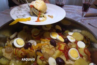 Aprenda a receita do Bacalhau ao Forno