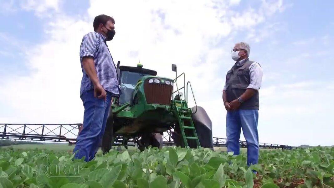 Controle de plantas e insetos na Agricultura de Precisão