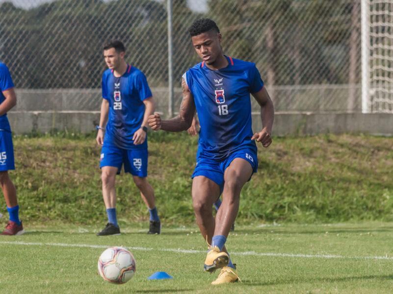 Paraná Clube: Thiago Alves diz que podem esperar um elenco competitivo para 2021