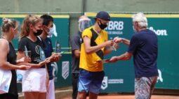 Filho de Björn Borg, Leo Borg é campeão do Brasil Juniors Cup em Porto Alegre