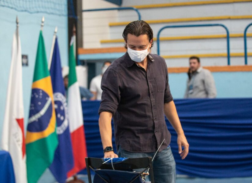Presidente do Cruzeiro afirma que meta para 2021 é o acesso, mesmo que sem título