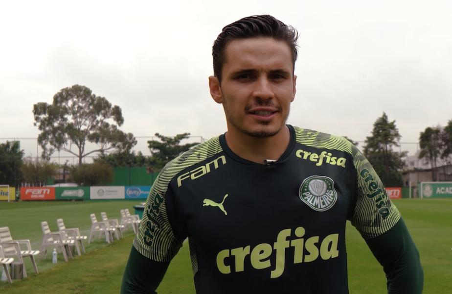 Raphael Veiga e Weverton analisam temporada do Palmeiras e final da Copa do Brasil