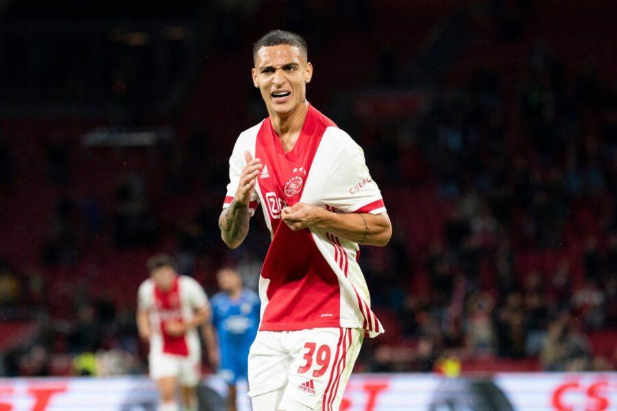 São Paulo e Ajax comemoram 21 anos de Anthony