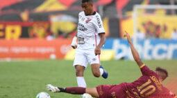 Athletico busca manter retrospecto positivo contra o Sport, na Arena da Baixada