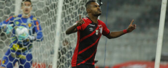 Athletico vence o Sport por 2 a 0 e garante vaga direta na terceira fase da Copa do Brasil