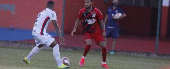 Em jogo sem grandes emoções, Cianorte vence o Athletico por 1 a 0