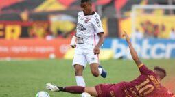 Athletico x Sport: onde assistir, escalações e arbitragem