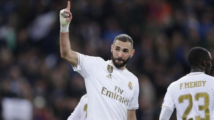Benzema não se recupera e Real Madrid terá muitos desfalques contra Atalanta