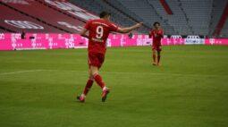 Bayern de Munique goleia Colônia com grandes atuações de Goretzka e Lewandowski