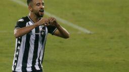 Botafogo negocia a saída do volante Caio Alexandre