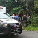 Três pessoas morrem afogadas em cachoeira na Estrada da Graciosa