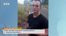Dono de restaurante é assassinado a tiros em Rolândia