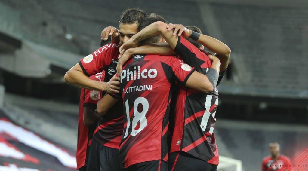 Athletico-PR estreia no Campeonato Paranaense contra o Cianorte, fora de casa