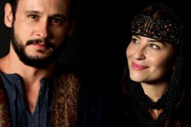 Guilherme Dellorto e Bárbara França chegam ao elenco de Gênesis