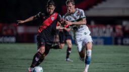 Coritiba se despede da Série A com derrota para o Atlético-GO