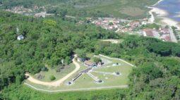 Conheça o Forte Marechal Luz, paraíso de águas calmas – ou nem tanto