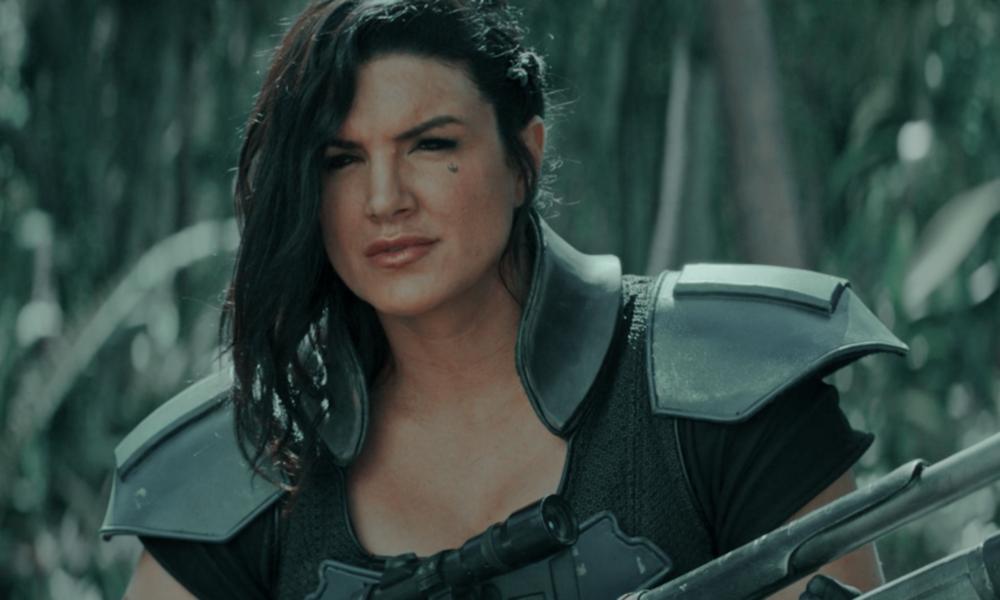Gina Carano anuncia filme com site conservador após demissão de The Mandalorian