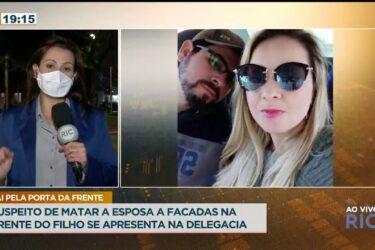 Cidade Alerta Paraná Ao Vivo   25/02/2021