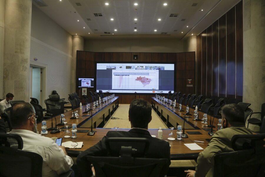 Governadores do Sul alinham estratégias de enfrentamento da pandemia
