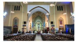 Governo estadual libera público em igrejas com ocupação máxima de 15%
