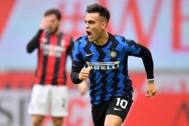 Internazionale faz três no Milan e aumenta vantagem na liderança do Italiano