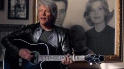Bon Jovi lança clipe em homenagem à sua família