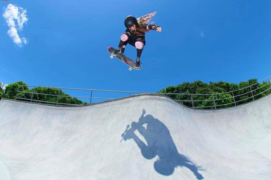 Paranaense é convocada para Seleção Brasileira Júnior de Skate