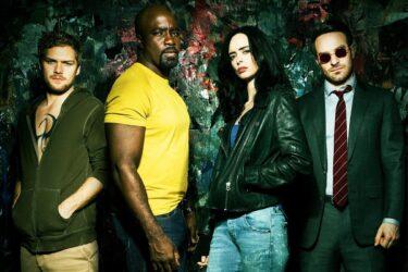 Netflix entrega direitos dos heróis para a Marvel