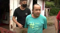 Suspeito de pedofilia é preso acusado de abusar de três sobrinhos