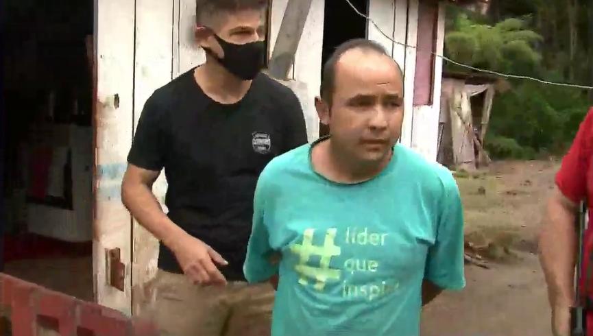Suspeito de pedofilia é preso acusado de abusar de três irmãos