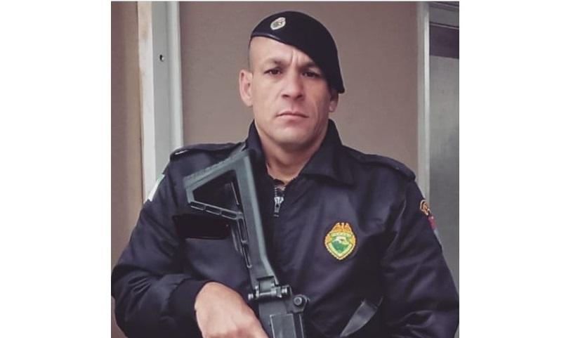 Vídeo mostra policial militar matando colega em Campo Largo